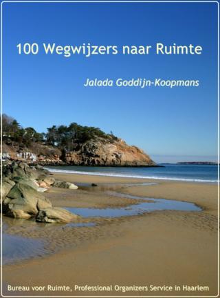 Omslag eBook 100 Wegwijzers naar Ruimte