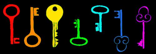 Zeven sleutels naar Opruim Magic