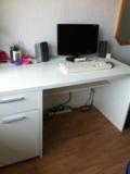 Fijne, lichte en rustige werkplek