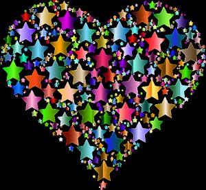 Houdt verbinding met je hart