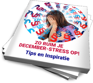 Gratis eBook over december-stress van Jalada Goddijn-Koopmans