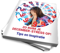 Gratis eBook Zo ruim je december-stress op!