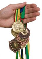 Gewonnen medailles