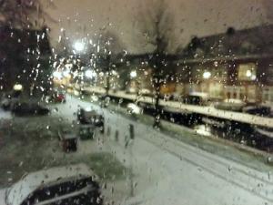 Sneeuw in december
