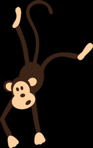 Hinderlijk aapje op je schouder